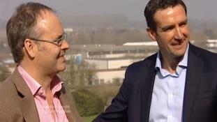 Gary Green & Hamish Stoddart