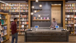 Amazon has opened its first physical bookstore in Seattle