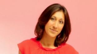 Weather presenter Manali Lukha.