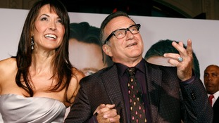 Robin Williams had three years to live, actor's widow says