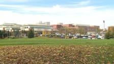 County Hospital in Stafford (formerly known as Stafford Hospital)