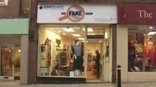 fake shopt