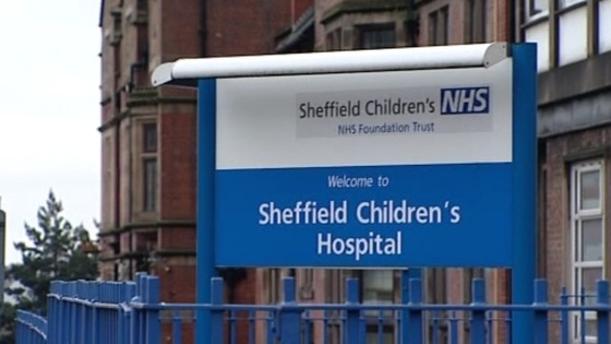 Sheffield Children&#x27;s Hospital 