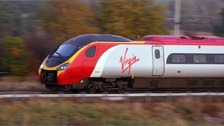 There were delays on the Virgin Trains West Coast Mainline.