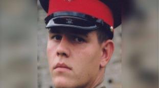 Private Gavin Williams