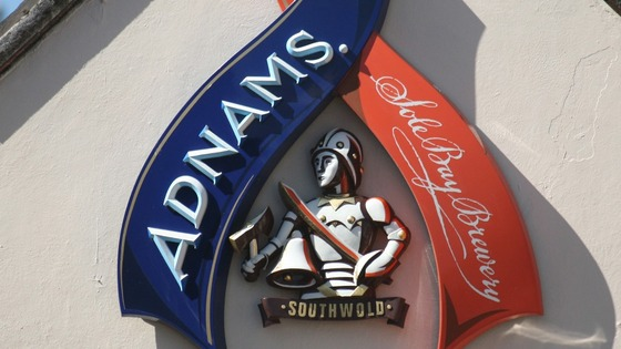 Adnams - boosted by its beer