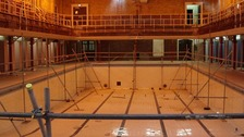 Chatsworth Homes should have finished redeveloping the swimming baths two years ago.