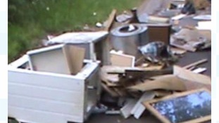 Fly tipping pair jailed for 8 years