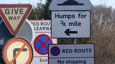 Do we have have confusing signs on our roads?