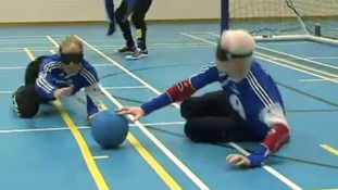 Paralympics - Goalball