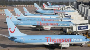 Thomson has grounded its outbound flights to Sharm el-Sheikh