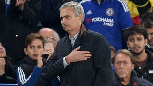 Mourinho thanks fans after crucial win over Kiev