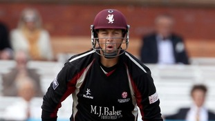 Taunton sees Trescothick's 50th first-class century