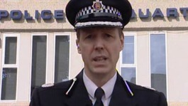 Assistant Chief Constable Maurice Mason of Essex Police