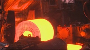 Minister considering steel business rates cut in Wales