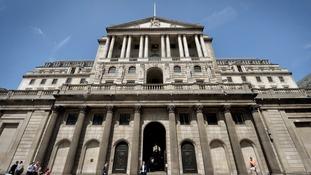 Bank of England keeps rates at 0.5%.