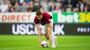 Marc Richards and the rest of the Northampton Town players will be paid later this week.