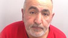 Nasser Rezaie has been convicted of murdering his estranged wife's new partner.