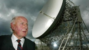 Funeral of radio astronomer Sir Bernard Lovell