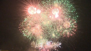 Fireworks will be taking place across the region to celebrate Bonfire Night
