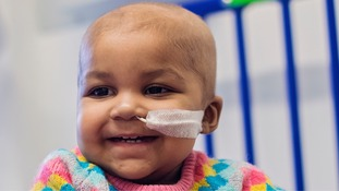 How one little girl could change the face of the fight against leukaemia