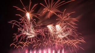 Crackle and Bang! Alex Beresford has the Firework Forecast for the next few nights.