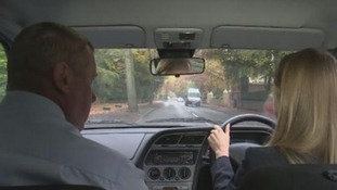 Older drivers respond three times slower