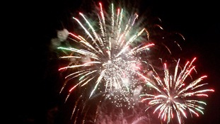 Crackle and Bang! Alex Beresford has the Firework Forecast