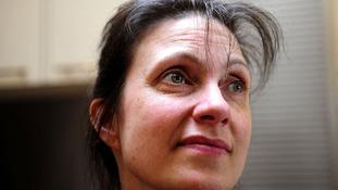 Debbie Purdy in 2009
