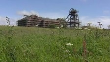 The Haig Colliery.