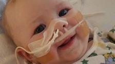 Baby girl Zailynn Mars