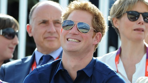 Prince Harry naked pictures