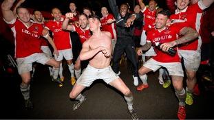 Salford win