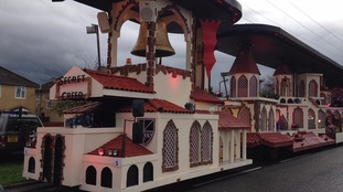 Bridgwater Carnival gets underway this evening