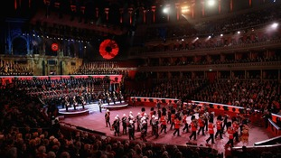 The festival gets underway at the Royal Albert Hall.