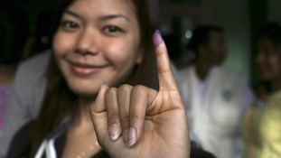 Burma votes in country's freest election in 25 years