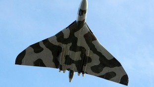 Vulcan Bomber to be part of Clacton Air Show