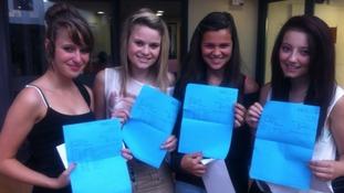 Marlowe Academy students