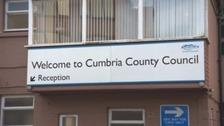 Cumbria County Council.