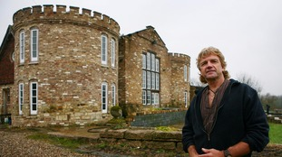 Surrey farmer who refused to tear down his mock Tudor castle could face jail