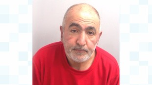 Nasser Rezaie has been jailed for life for the murder of Allan Frampton.
