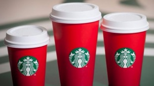 Starbucks accused of 'hating Jesus' over new Christmas cup design