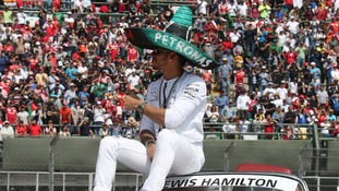 Hamilton wants to 'salute' Senna with win in Brazil