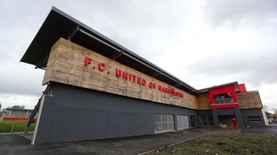 FA Cup: FC United target cup shock
