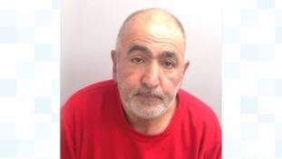 Nasser Rezaie has been jailed for life for the murder of Allan Frampton.