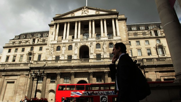 The Bank of England claim that QE has had a neutral or positive affect on pension schemes.