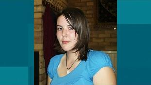 Estyna Blunnie, who was murdered by her ex-boyfriend in 2012.
