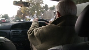 Older drivers to be given training