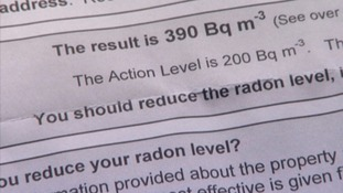 People warned of the dangers of radon