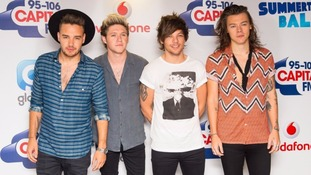 One Direction top British under-30 rich list with £82 million fortune